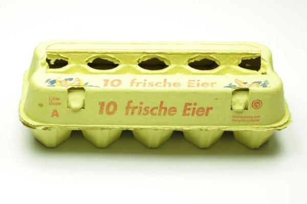 1 Eierschachteln E3810 ohne Haltungsform