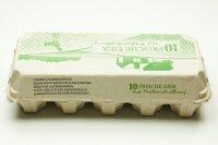 154 Eierschachteln TOP 10 Freilandhaltung