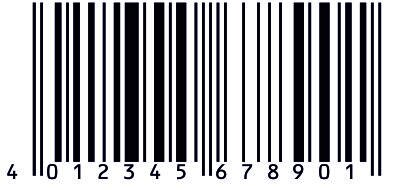 28000 EAN Etiketten selbstklebend 37 x 19 mm