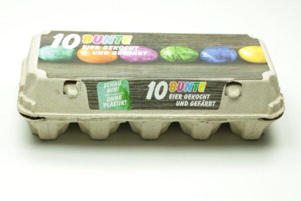 3080 Eierschachteln TOP 10 für 10 gefärbte Eier