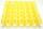 1 Kunststoff Eierwabe gelb